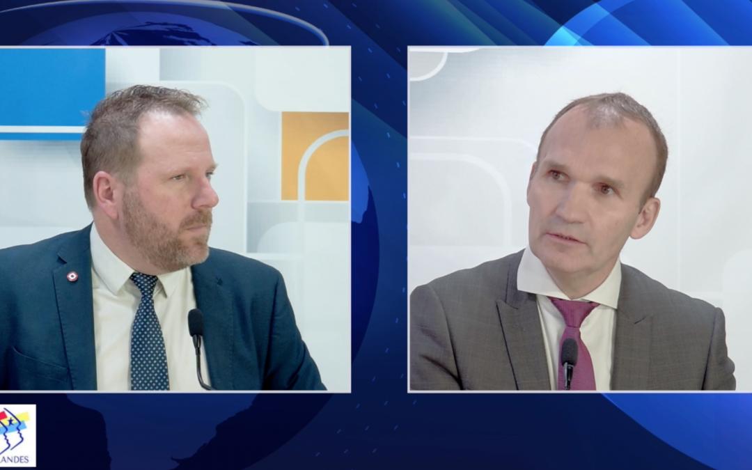 Deuxième débat sur la situation économique Landaise